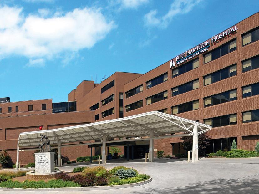 Fort Hamilton Hospital is an accredited chest pain center