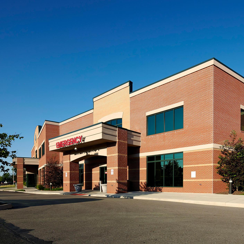 Huber Health Center