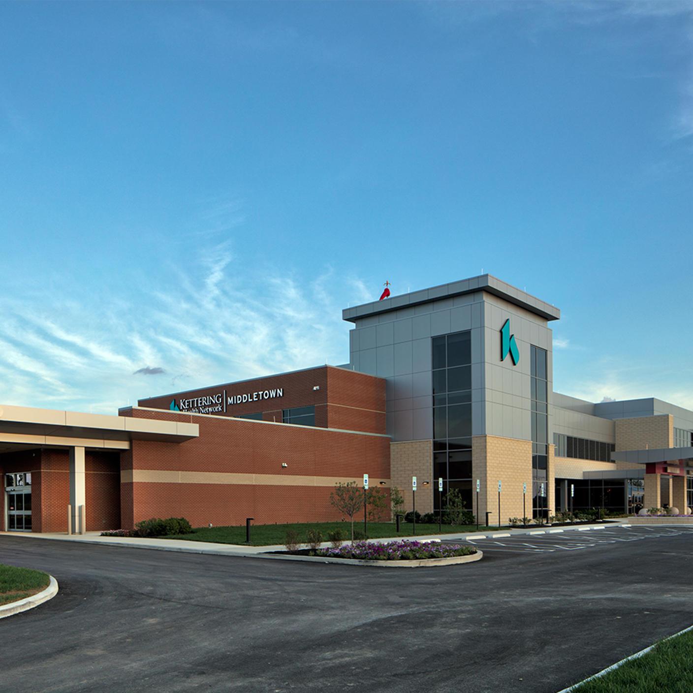 Kettering Health Network Emergency - Middletown