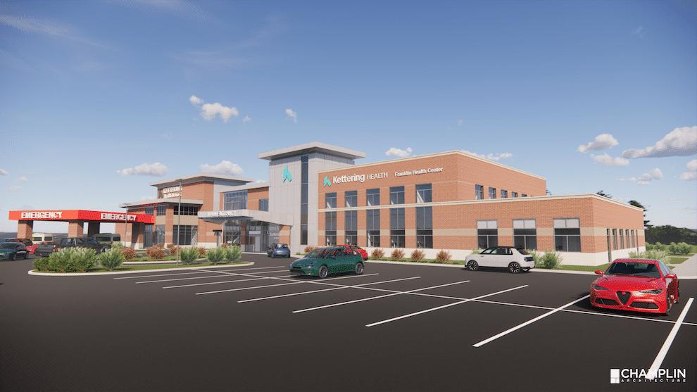 Franklin Emergency expansion rendering